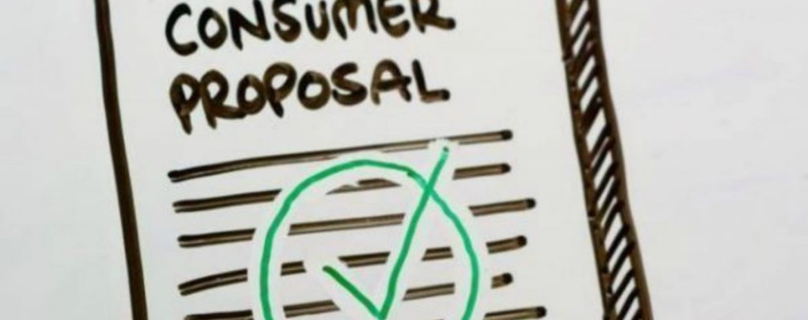 consumer proposal terms