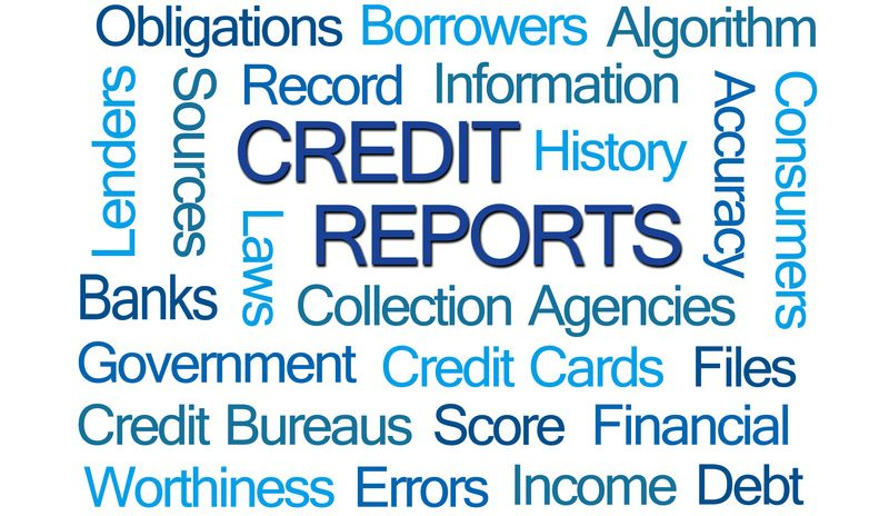 understand your credit report