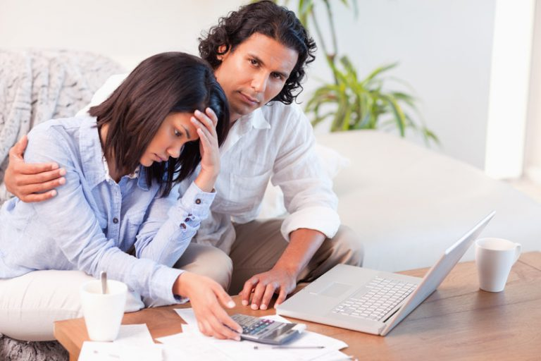 Financial Stress & Debt Relief