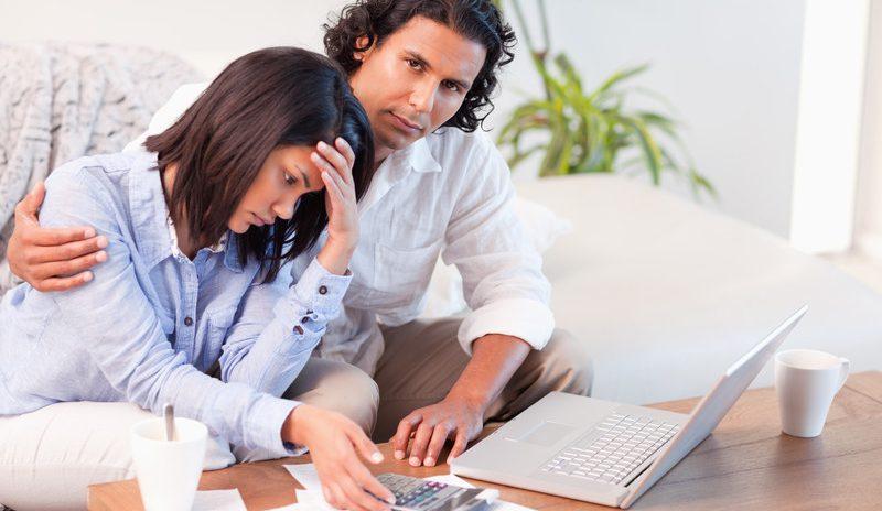 Financial Stress & Debt Relief