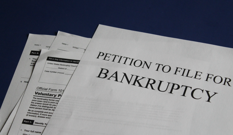 bankruptcy in new brunswick