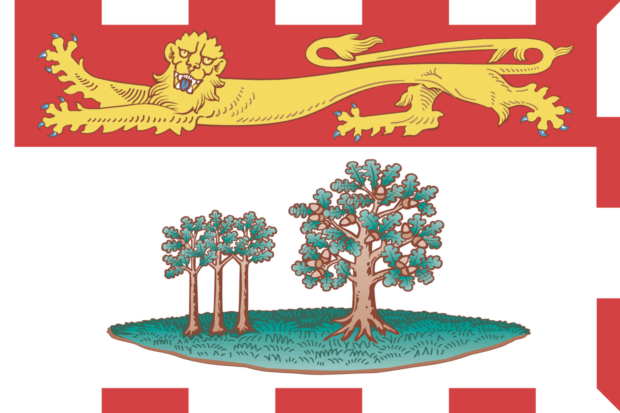 100px-Flag_of_Prince_Edward_Island.svg
