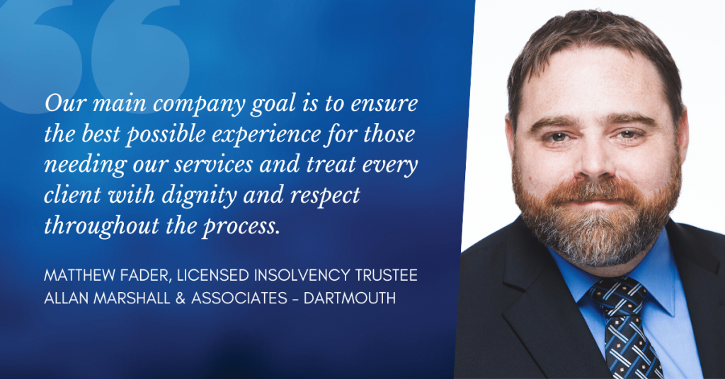 Licensed Insolvency Trustees - Dartmouth