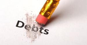 debt replacement method